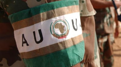AU soldiers killed in Darfur attack