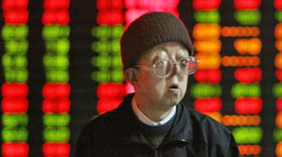 Asia stocks fall amid global worry