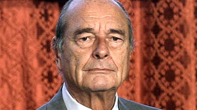 Chirac to 'announce retirement'