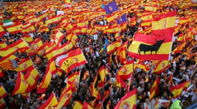 Anti-Eta protesters flood Madrid