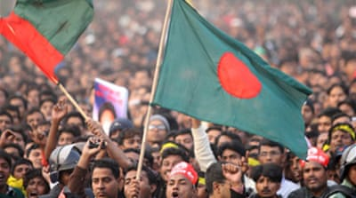 Bangladesh extends political ban