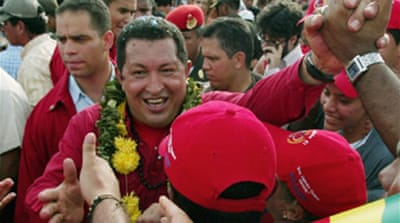 Chavez vows 'opposition' to US