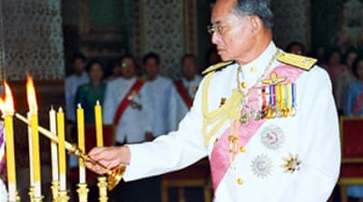 Swiss man 'insulted' Thai king