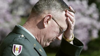 Top US army doctor forced to quit