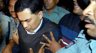 Bangladesh charges ex-PM's son