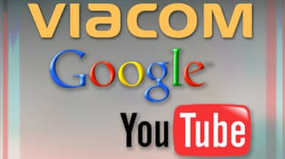 Viacom sues Google and YouTube
