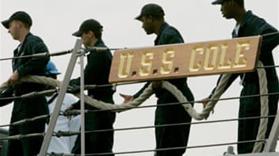 US families sue Sudan over USS Cole