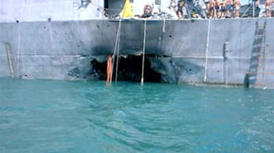 USS Cole attack: Sudan ruled guilty