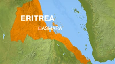 Eritrea rejects Somalia arms claims