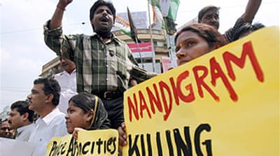 Outrage over India farmer killings