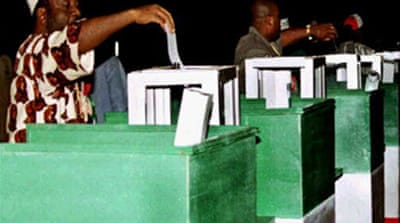 Nigerian VP barred from elections