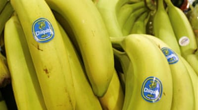 Banana grower's paramilitary links