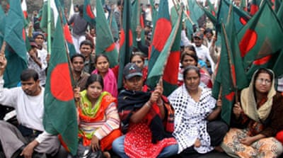 Further delay for Bangladesh poll