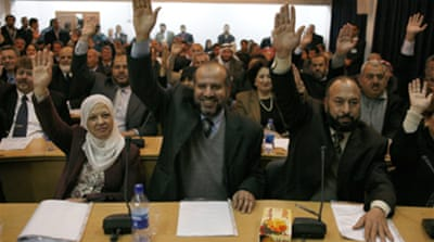 Palestinian unity cabinet approved