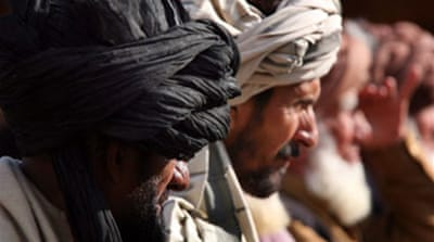 Elders agree Afghan border pact