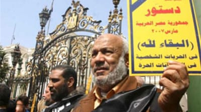 Egyptian MPs sustain boycott