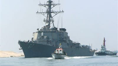 Suspect 'admits USS Cole attack'