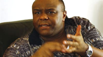 Bemba leaves DR Congo