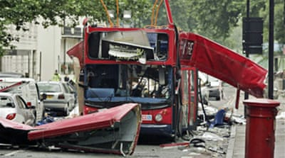 London bombing suspects in court