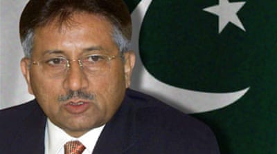Musharraf denies opposition deal