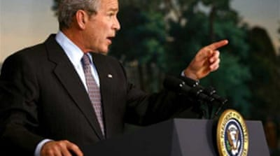 Pressure on Bush aides grows