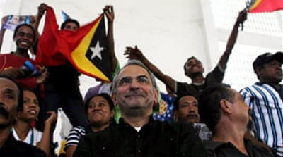 East Timor election campaign begins