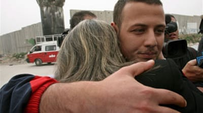 Israel frees Marwan Barghouti's son