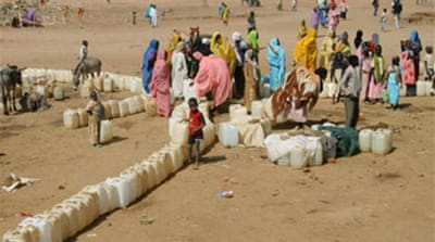 Darfur aid effort 'fragile' says UN