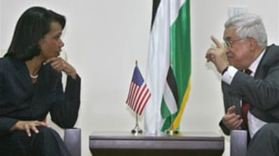 Rice: Mideast needs 'common agenda'