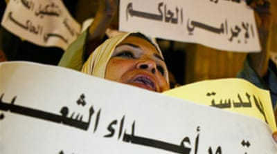 Egypt referendum sparks protests