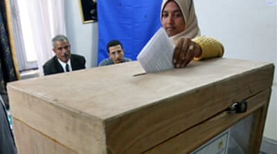Low turnout for Egyptian referendum