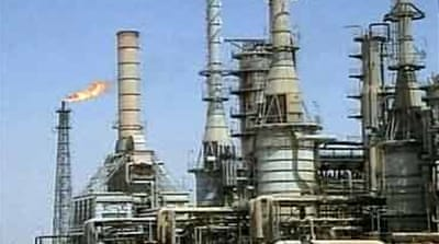 Row over Iraq oil law