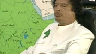 Gaddafi: US sets Arab League agenda