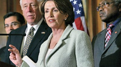 Pelosi urges Democrats to decide