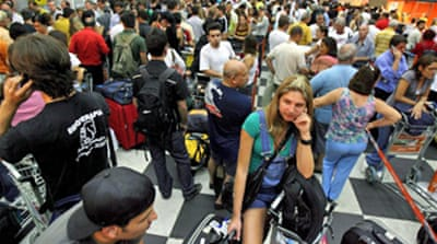 Brazil airports reopen after strike