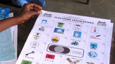 Legislative polls close in Benin