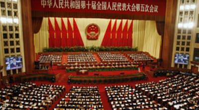 China pledges to 'put people first'