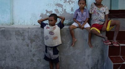 Timor's children of independence