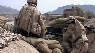 Nato launches Taliban offensive