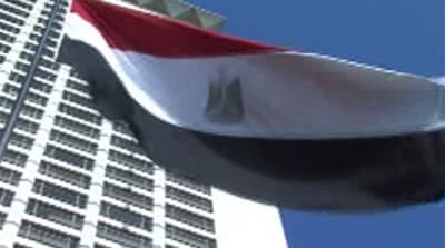 Egyptian MPs stage walkout