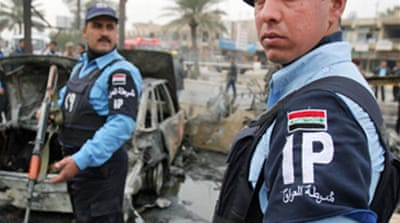 US urged to disband Iraqi police