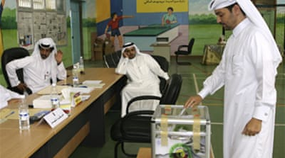Qatar poll sees increased turnout