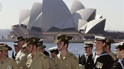 Australia to double Afghan forces