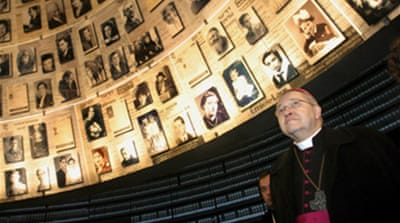 Vatican in Holocaust row