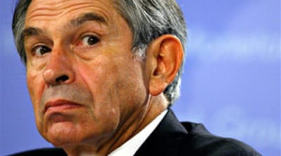 Wolfowitz faces calls to resign