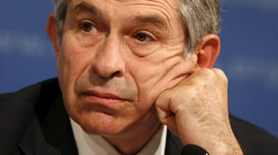 Wolfowitz hires lawyer in job fight