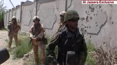 Dozens of Taliban killed in battle