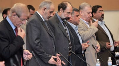 Group claims Iraq parliament attack