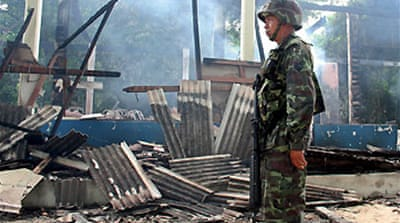 Schools hit in Thai arson attacks