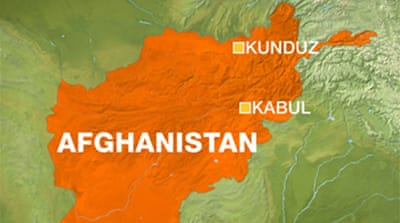 Policemen die in Afghan attack